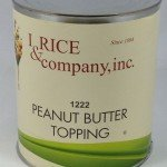I.Rice Peanut Butter Topping ZRC604