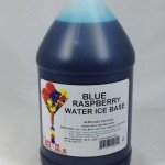 I.Rice Blue Raspberry Water Ice Base ZRC038