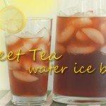 Sweet Tea Italian Ice Base